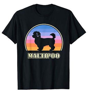 Vintage-Sunset-tshirt-Maltipoo.jpg