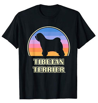 Vintage-Sunset-tshirt-Tibetan-Terrier.jp