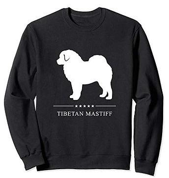 White-Stars-Sweatshirt-Tibetan-Mastiff.j