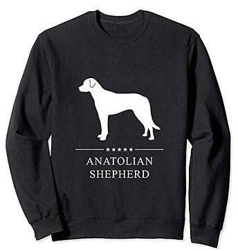 White-Stars-Sweatshirt-Anatolian-Shepher