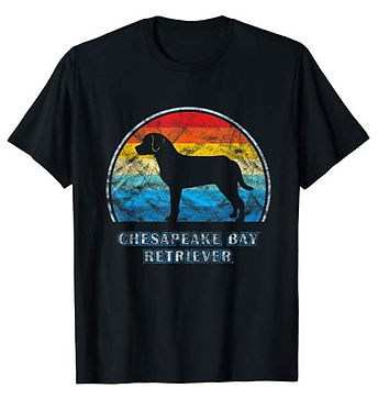 Vintage-Design-tshirt-Chesapeake-Bay-Ret