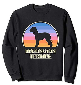 Vintage-Sunset-Sweatshirt-Bedlington-Ter