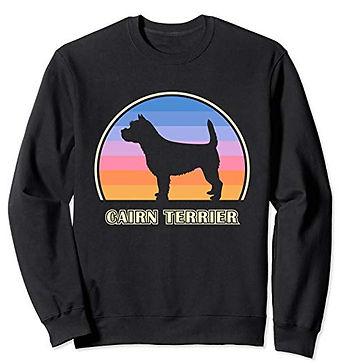 Vintage-Sunset-Sweatshirt-Cairn-Terrier.