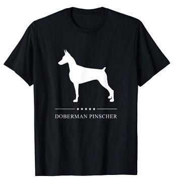 Doberman-Pinscher-White-Stars-tshirt.jpg