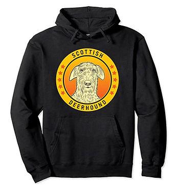Scottish-Deerhound-Portrait-Yellow-Hoodi
