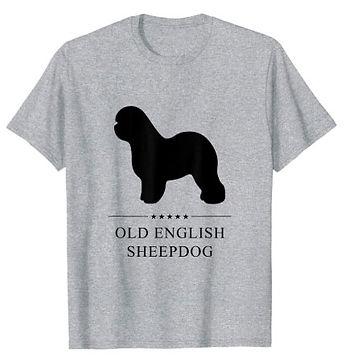 Old-English-Sheepdog-Black-Stars-tshirt.