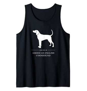 American-English-Coonhound-White-Stars-T