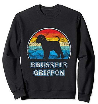 Vintage-Design-Sweatshirt-Brussels-Griff