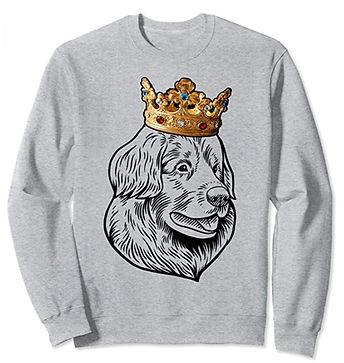Leonberger-Crown-Portrait-Sweatshirt.jpg