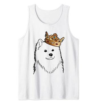 American-Eskimo-Dog-Crown-Portrait-Tank.
