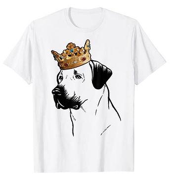 Anatolian-Shepherd-Crown-Portrait-tshirt
