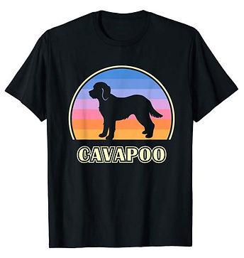 Vintage-Sunset-tshirt-Cavapoo.jpg