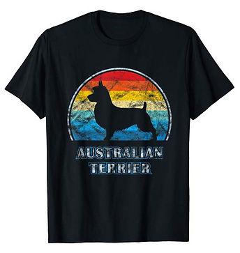 Vintage-Design-tshirt-Australian-Terrier