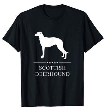 Scottish-Deerhound-White-Stars-tshirt.jp