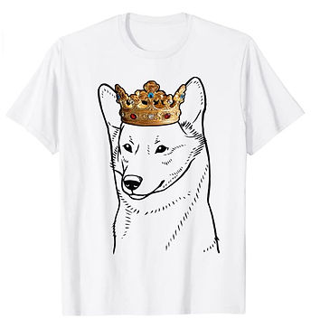 Canaan-Dog-Crown-Portrait-tshirt.jpg