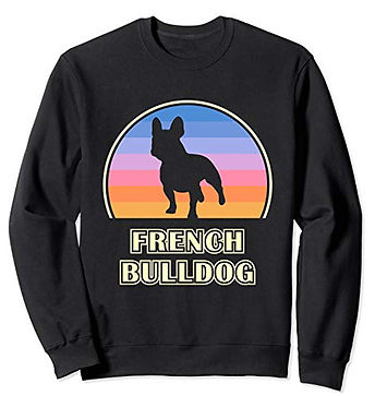 Vintage-Sunset-Sweatshirt-French-Bulldog