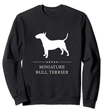 White-Stars-Sweatshirt-Miniature-Bull-Te
