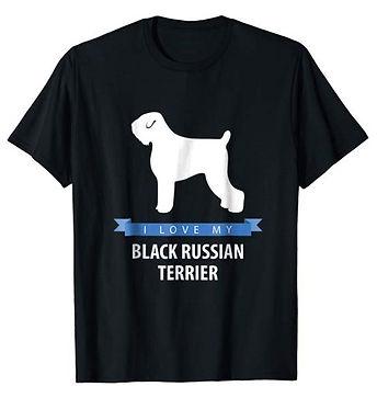 White-Love-tshirt-Black-Russian-Terrier.