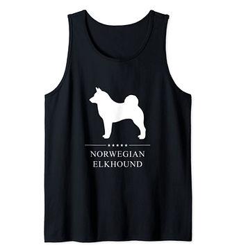 Norwegian-Elkhound-White-Stars-Tank.jpg