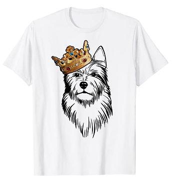 Australian-Terrier-Crown-Portrait-tshirt