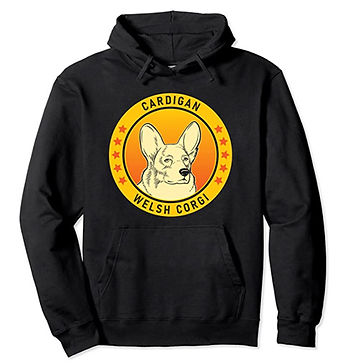 Cardigan-Welsh-Corgi-Portrait-Yellow-Hoo