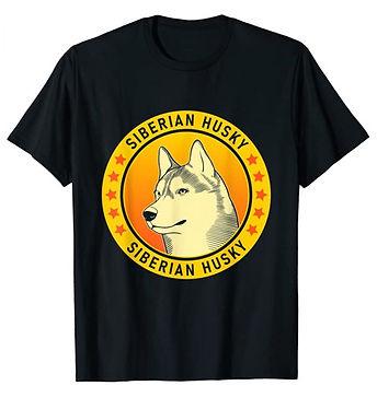 Siberian-Husky-Portrait-Yellow-tshirt.jp