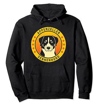 Appenzeller-Sennenhund-Portrait-Yellow-H