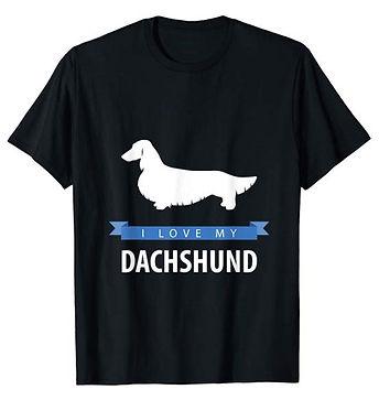 White-Love-tshirt-Longhaired-Dachshund.j