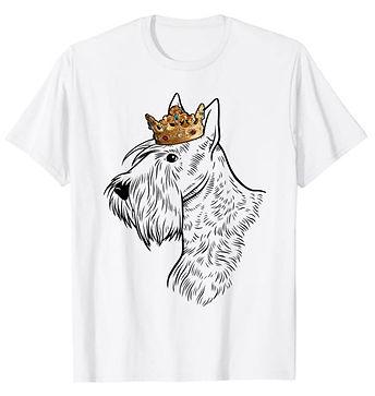 Scottish-Terrier-Crown-Portrait-tshirt.j