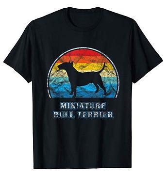 Vintage-Design-tshirt-Miniature-Bull-Ter