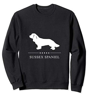 White-Stars-Sweatshirt-Sussex-Spaniel.jp