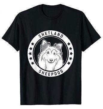 Shetland-Sheepdog-Portrait-BW-tshirt.jpg