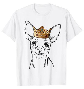 Chihuahua-Smooth-Crown-Portrait-tshirt.j