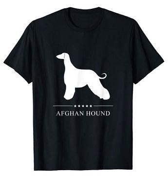 Afghan-Hound-White-Stars-tshirt.jpg