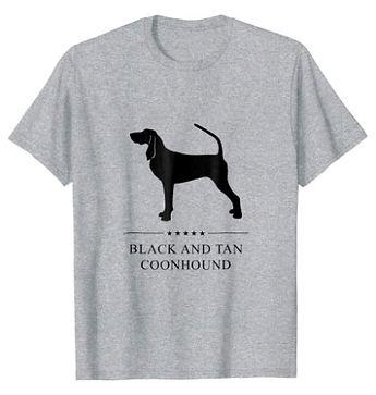 Black-and-Tan-Coonhound-Black-Stars-tshi