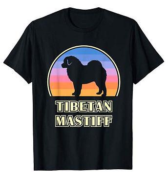 Vintage-Sunset-tshirt-Tibetan-Mastiff.jp