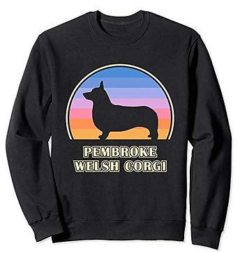 Vintage-Sunset-Sweatshirt-Pembroke-Welsh