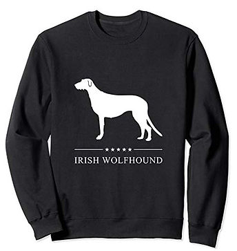 White-Stars-Sweatshirt-Irish-Wolfhound.j