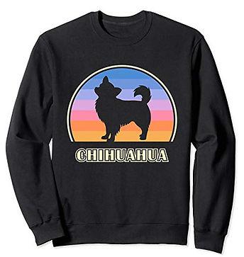 Vintage-Sunset-Sweatshirt-Longhaired-Chi