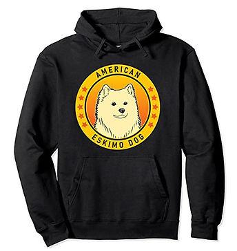 American-Eskimo-Dog-Portrait-Yellow-Hood