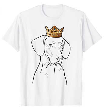 Vizsla-Crown-Portrait-tshirt.jpg