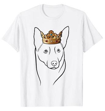 Australian-Kelpie-Crown-Portrait-tshirt.