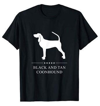 Black-and-Tan-Coonhound-White-Stars-tshi