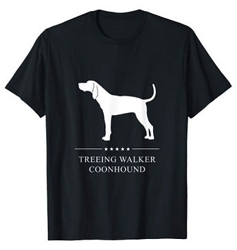Treeing-Walker-Coonhound-White-Stars-tsh