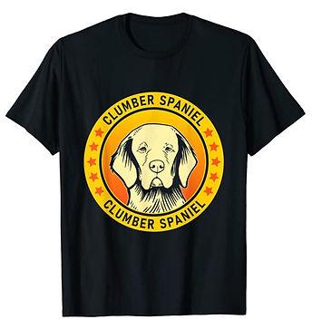Clumber-Spaniel-Portrait-Yellow-tshirt.j