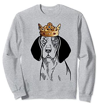 Bluetick-Coonhound-Crown-Portrait-Sweats