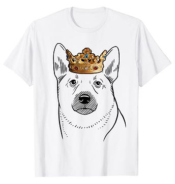 Norwegian-Buhund-Crown-Portrait-tshirt.j