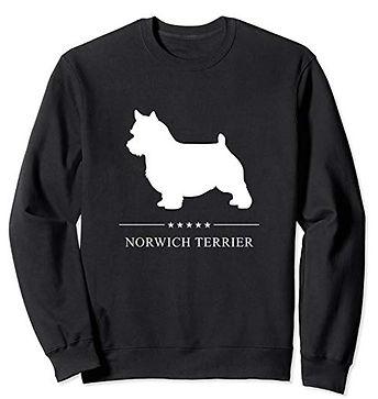 White-Stars-Sweatshirt-Norwich-Terrier.j