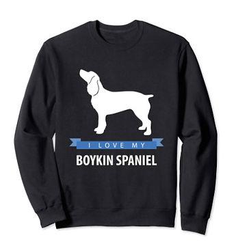 Boykin-Spaniel-White-Love-sweatshirt.jpg