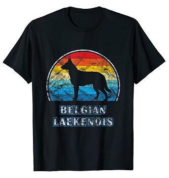 Belgian-Laekenois-Vintage-Design-tshirt.